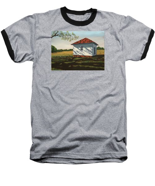 Smokehouse Baseball T-Shirt
