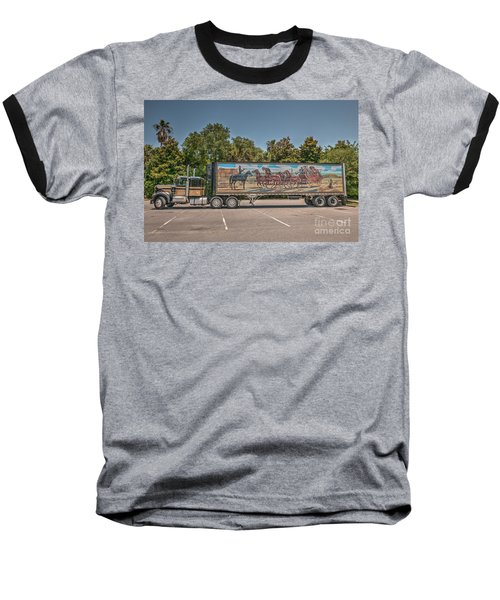 Smokey And The Bandit Baseball T-Shirt