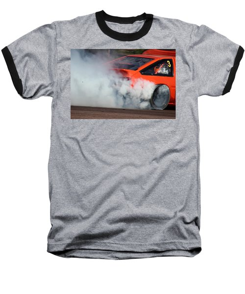 Smoking Ae86 Baseball T-Shirt