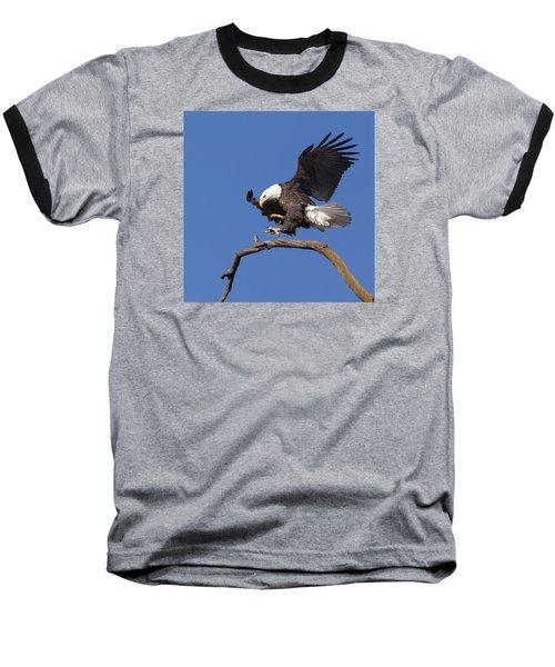 Smooth Landing 6 Baseball T-Shirt