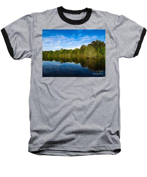 Smooth Reflection Baseball T-Shirt