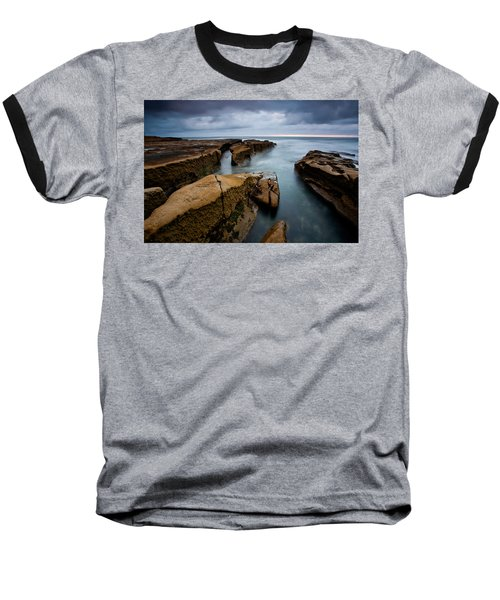 Smooth Seas Baseball T-Shirt