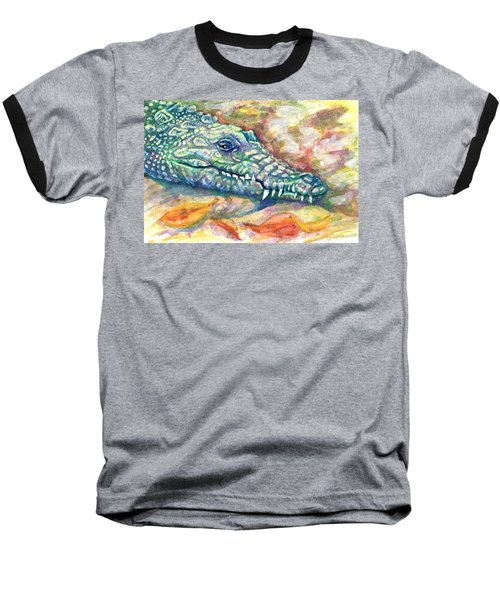 Snaggletooth Baseball T-Shirt