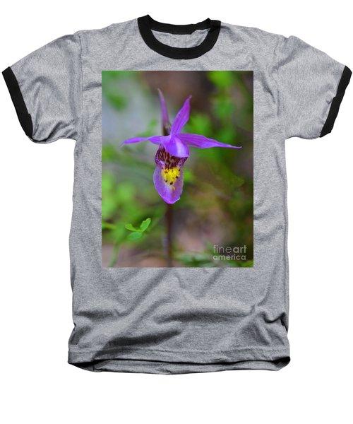 Baseball T-Shirt featuring the digital art Snapdragon by Mae Wertz