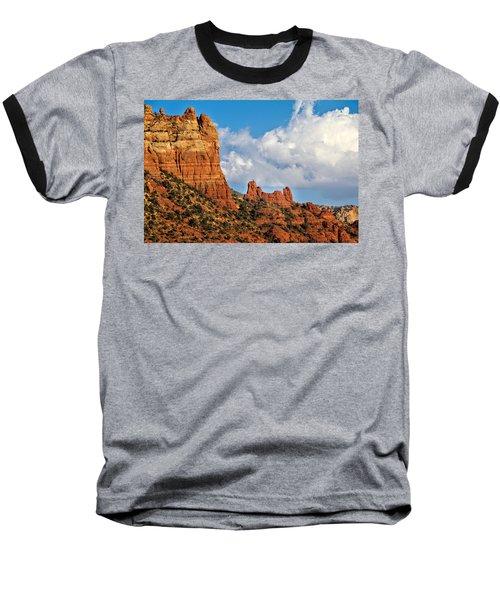 Snoopy Rock Baseball T-Shirt