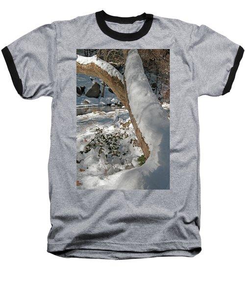Snow Capped Baseball T-Shirt