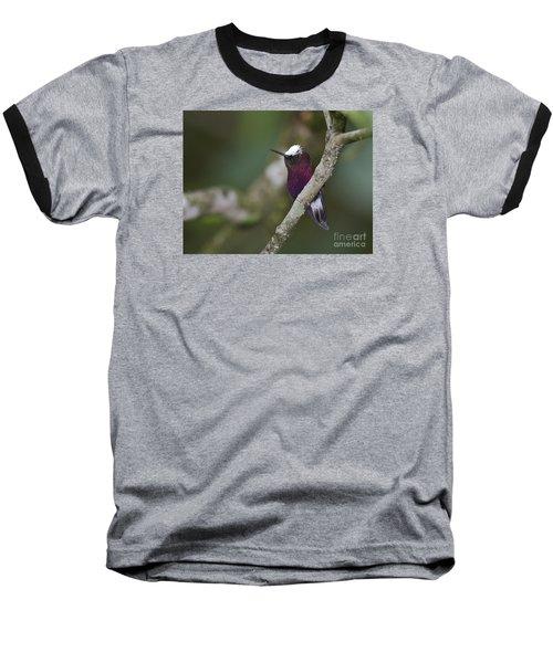 Snowcap.. Baseball T-Shirt