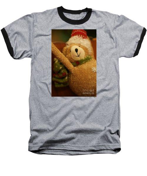 Snowflake Baseball T-Shirt