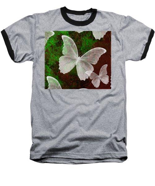 Snowflies Baseball T-Shirt
