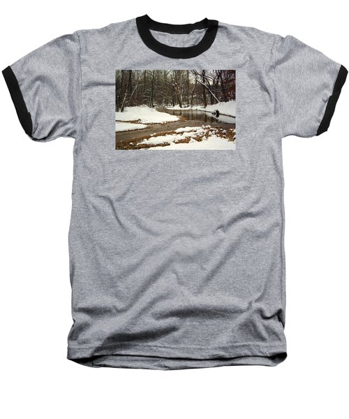 Snowy Creek Baseball T-Shirt