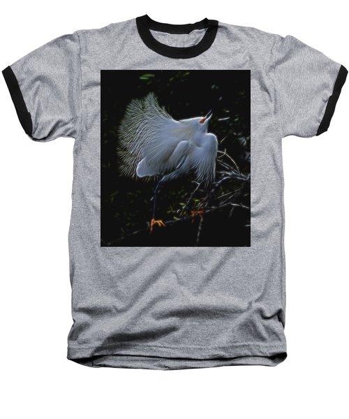 Wild Light 1 Baseball T-Shirt by William Horden