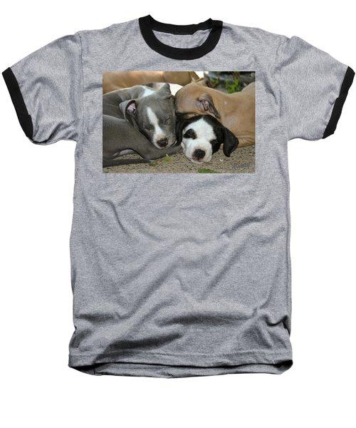 Snuggly Baseball T-Shirt