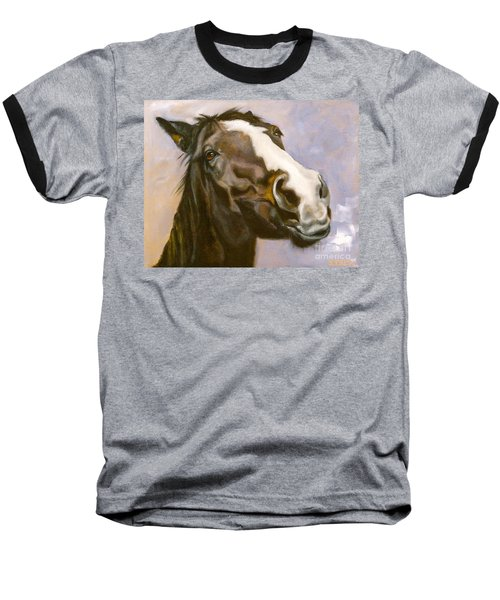Hot To Trot Baseball T-Shirt