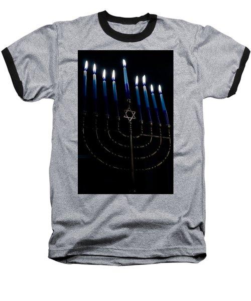 So Let Your Light Shine Baseball T-Shirt