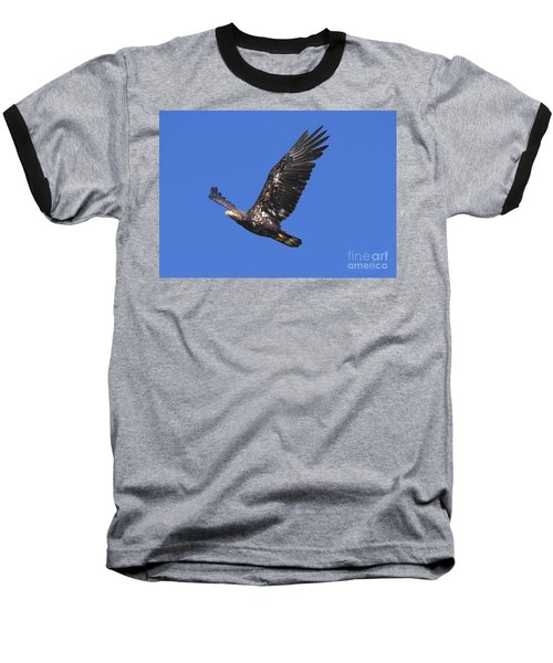 Soar Like An Eagle Baseball T-Shirt
