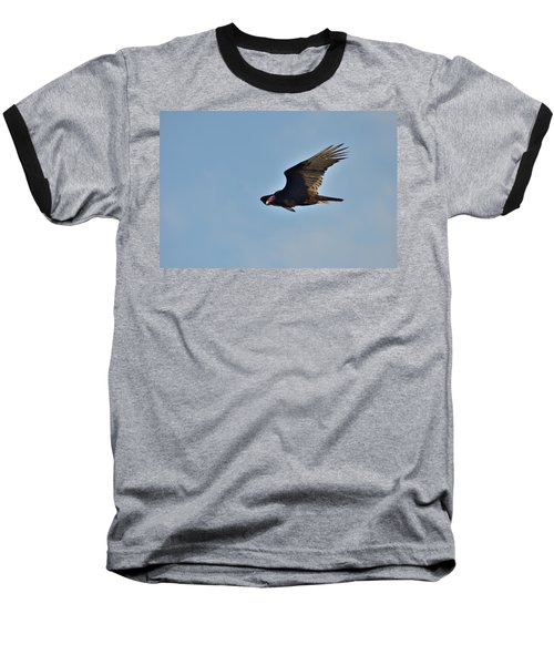 Baseball T-Shirt featuring the photograph Soaring by David Porteus