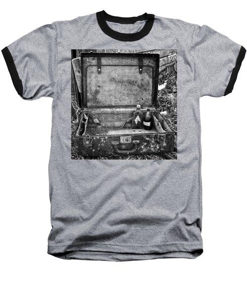 Sober Travels  Baseball T-Shirt