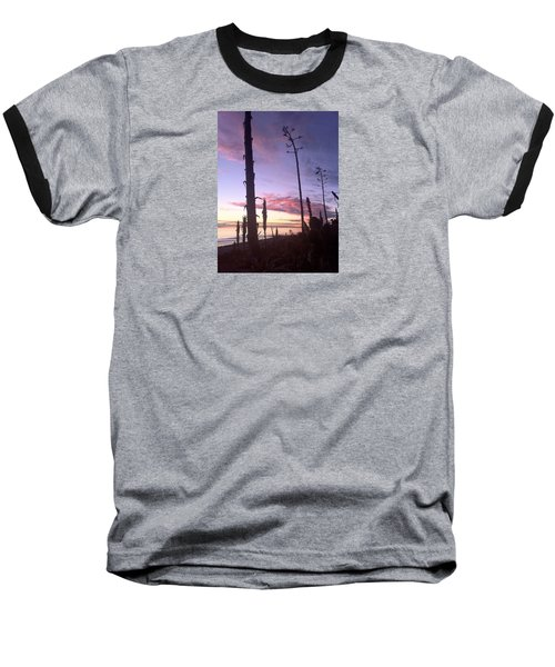 Socal Sunset Baseball T-Shirt