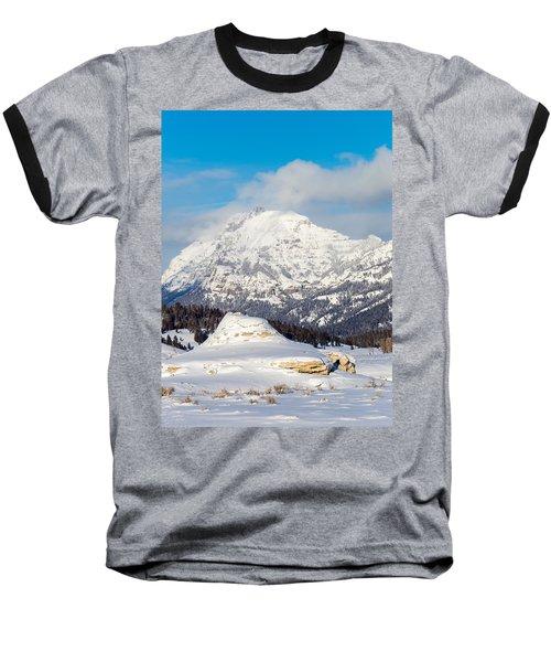 Soda Butte Baseball T-Shirt