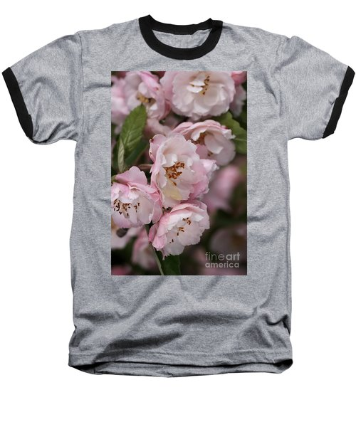 Soft Blossom Baseball T-Shirt