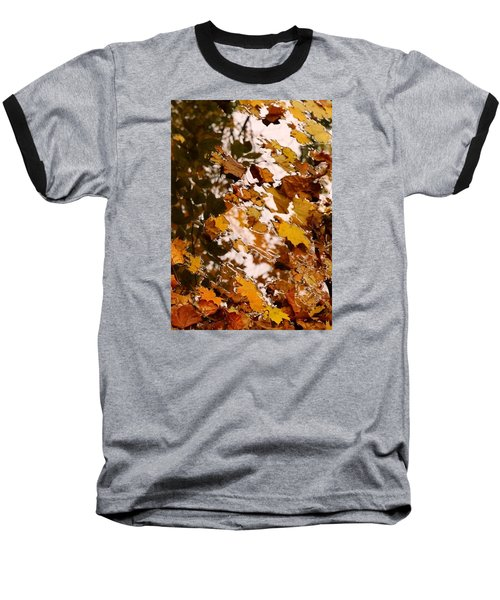 Baseball T-Shirt featuring the photograph Soft Landing by Photographic Arts And Design Studio