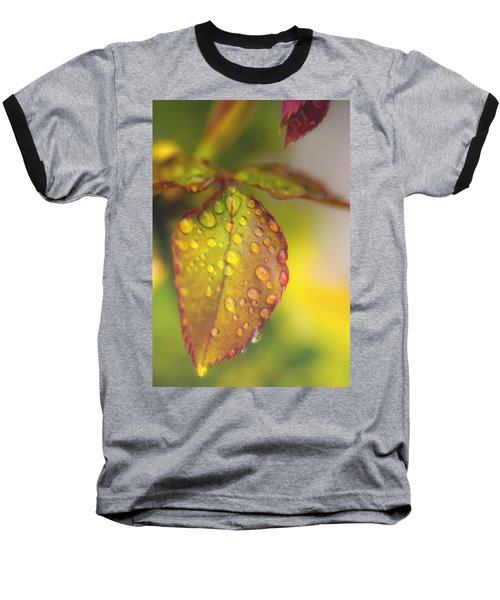 Soft Morning Rain Baseball T-Shirt