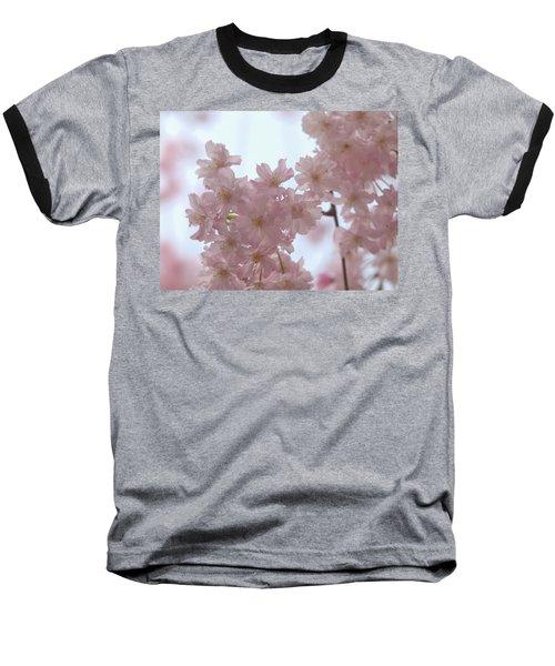 Baseball T-Shirt featuring the photograph Soft... by Rachel Mirror