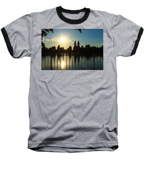 Soft Reflections Baseball T-Shirt