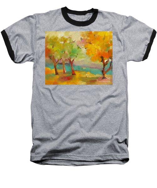 Soft Trees Baseball T-Shirt