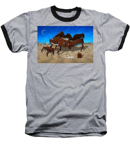 Softe Grand Piano Se Baseball T-Shirt by Mike McGlothlen