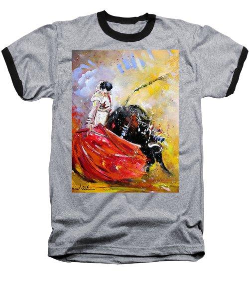 Softly And Gently Baseball T-Shirt
