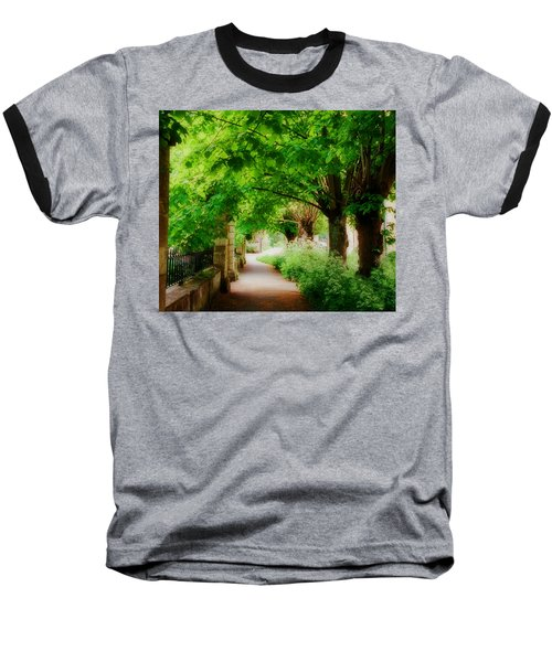 Softly Dreaming Baseball T-Shirt