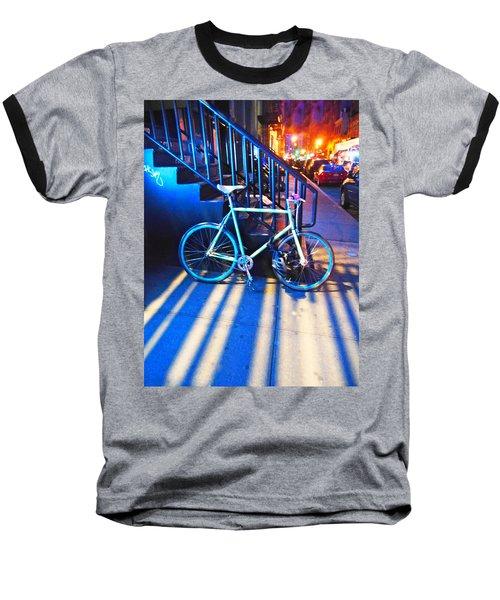 Soho Bicycle  Baseball T-Shirt