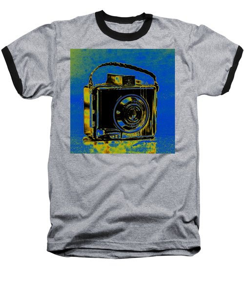 Solarized Brownie Baseball T-Shirt