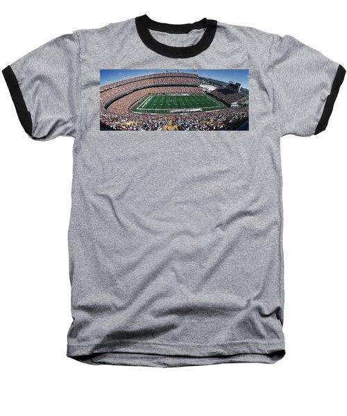 Sold Out Crowd At Mile High Stadium Baseball T-Shirt