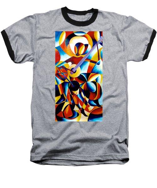 Sole Musician Baseball T-Shirt