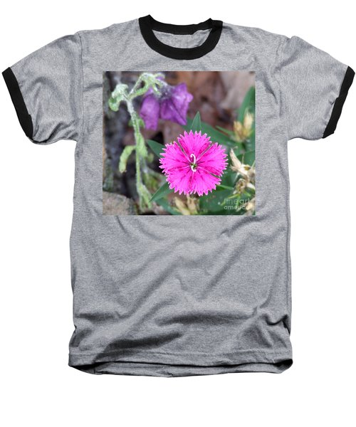 Baseball T-Shirt featuring the photograph Solitary by Andrea Anderegg