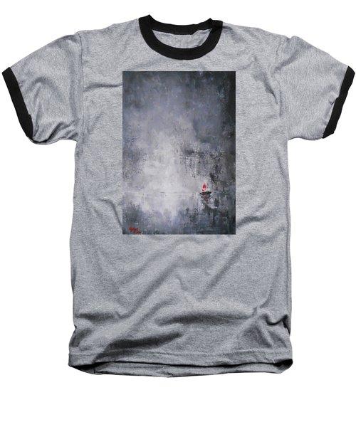 Solitude 2 Baseball T-Shirt by Jane  See