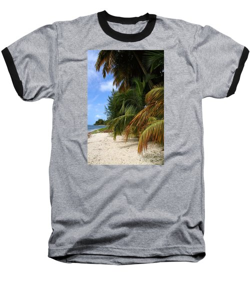 Baseball T-Shirt featuring the photograph Nude Beach by The Art of Alice Terrill