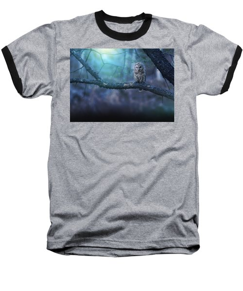 Solitude - Landscape Baseball T-Shirt