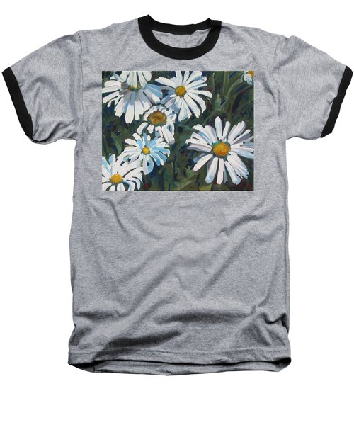 Some Are Daisies Baseball T-Shirt
