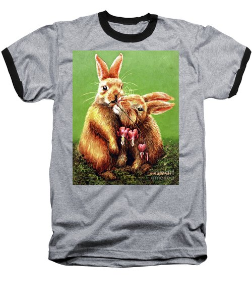 Some Bunny Loves You Baseball T-Shirt