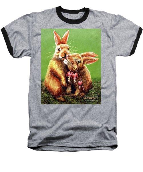 Some Bunny Loves You Baseball T-Shirt