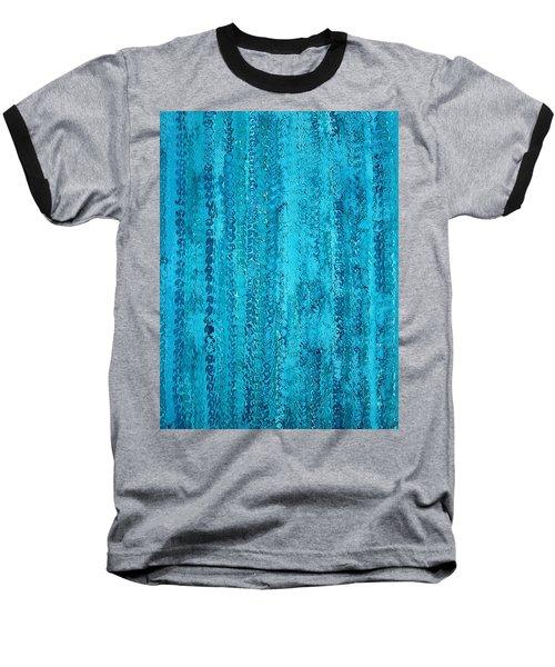 Some Call It Rain Original Painting Baseball T-Shirt