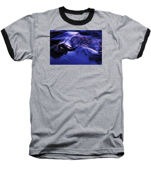 Baseball T-Shirt featuring the photograph Something In The Way She Moves by Sean Sarsfield