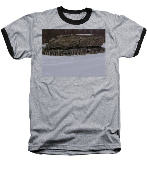John Hinker's Coal Dock. Baseball T-Shirt