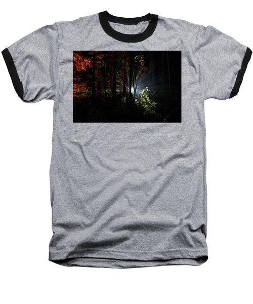 Something Out There Baseball T-Shirt