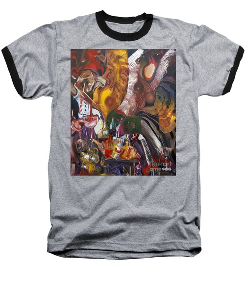 Something To Shout About Baseball T-Shirt