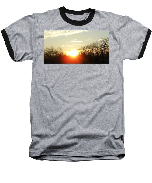 Son Above The Sun Baseball T-Shirt