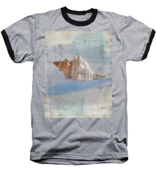 Songs Of The Sea Baseball T-Shirt